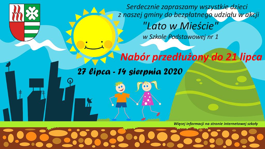 Lato w Mieście 2020